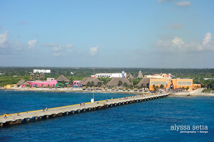 Cruise, Costa Maya