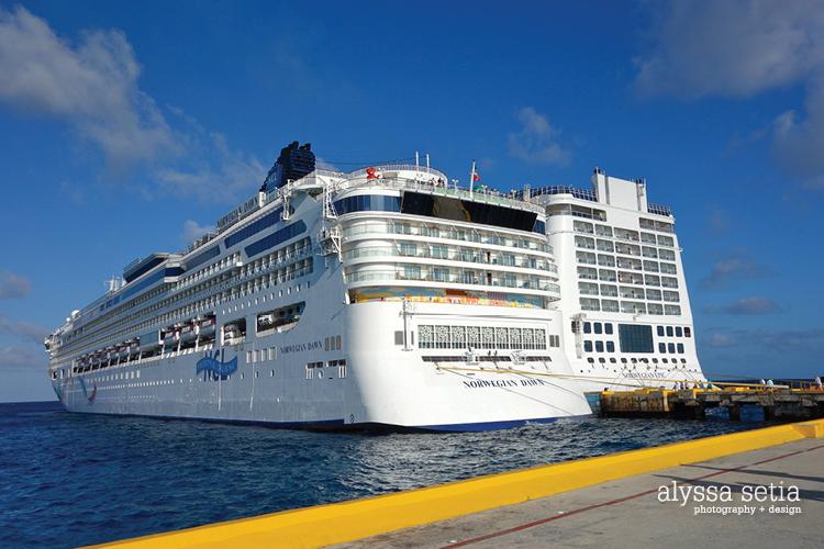 Cruise, Costa Maya3